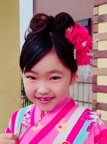 七五三7歳女の子★メイク★アップ★お着付けのサムネイル