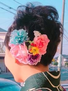 メイク★アップ★お着付け(袴)のサムネイル